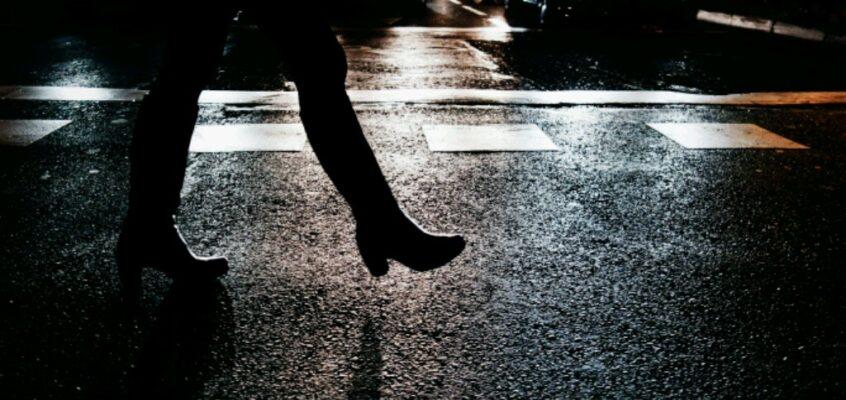 Cruzando la noche
